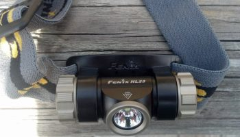 Fenix HL23 | A Lightweight Rugged Headlamp