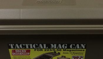MTM Tactical Mag Can