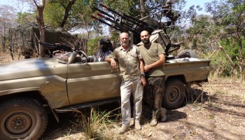 An interview with Colonel (ret.) Roelf Van Heerden on Executive Outcomes and Somalia