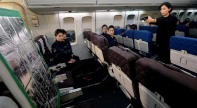 Stun guns and male crews: Korean Air to get tough on unruly passengers