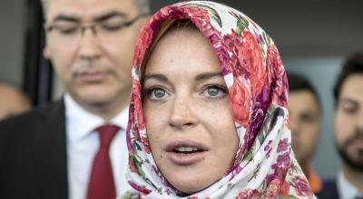 Lindsay Lohan turned out by intel services or just a useful idiot?