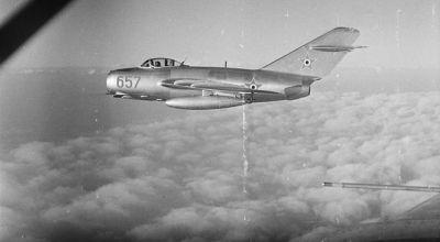 Today in Aviation History: First Flight of the Soviet Built MiG-15