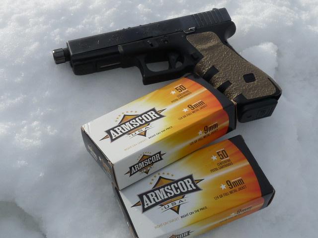 Armscor 9mm Ammunition   Review
