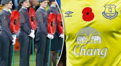 The Federation International Football Association (FIFA) considers disciplinary action against football teams for wearing poppies