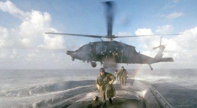 IMINT: SDV Submarine Insertion Ops