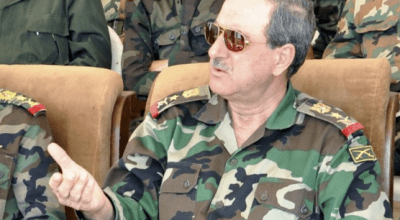 Who really killed Syria's deputy minister of defense in 2011?