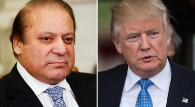 Pakistan plays up, then plays down prime minister's chummy call with Trump