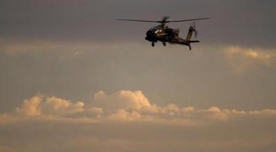 Two soldiers killed in Texas Army National Guard Apache crash identified