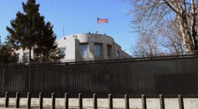 State Dept: US Embassy in Turkey locked down, possible second terror attack