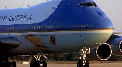 President Trump Wants the New Air Force One to be Painted Red, White & Blue