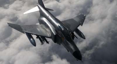Versatile F-4 Phantoms making 'final flight' for U.S. military