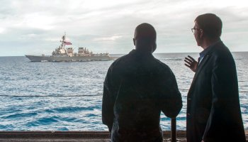 China just confronted the US Navy in the Pacific — and it looks like China came out on top
