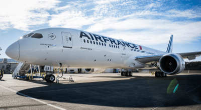 Boeing Delivers 500th 787 Dreamliner to Air France
