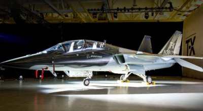 Watch: Boeing's T-X Trainer Jet flies for the first time