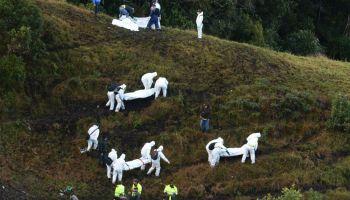 brazilian soccer team plane crash update