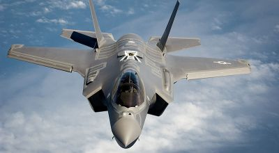 US Air Force May Deploy F-35's to Europe Next Summer