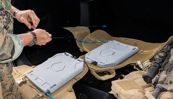 Qore Performance IcePlate: Armor, cooling and hydration
