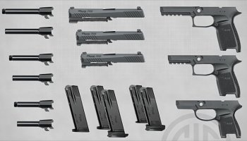 Rumors that ICE will adopt the Sig P320 and MPX