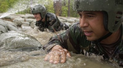 How Special Forces taught me that I suck and that I don't have to do anything about it