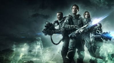 'Spectral' is military science fiction done right
