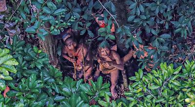 New photographs of Brazil's uncontacted tribe sheds light on their culture—and their vulnerability to attack