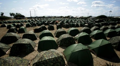 One Marine's opinion on males sharing tents with females in the field