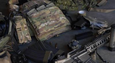 Watch: Gunfighter Belt Setup