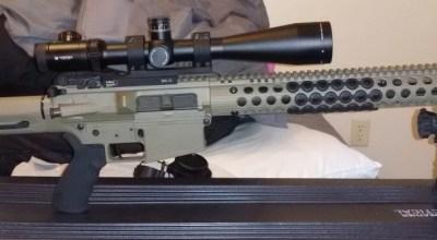 My AR10 SDM Build