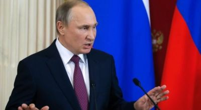 "Putin: Those who ""fabricated"" Trump dossier are ""worse than prostitutes"""