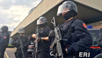 Italy's first police counter terrorism response team