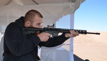 American Tactical AR-15 Shotgun: SHOT Show