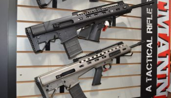 K&M Arms Bullpup Rifle: SHOT Show