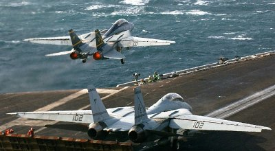 Today in Aviation History: 1989 – US Navy F-14 Tomcats shoot down two Libyan MiGs