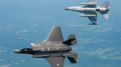 F-35 pilot: Here's what people don't understand about dogfighting, and how the F-35 excels at it