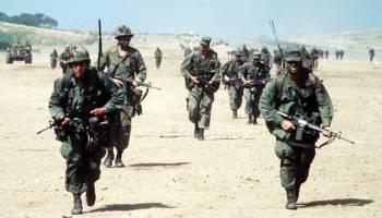 Schwarzkopf, Grenada, and the Rangers