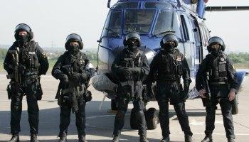 German Commandos save Lufthansa Flight 181