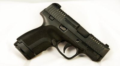 California County D.A. chooses new gun