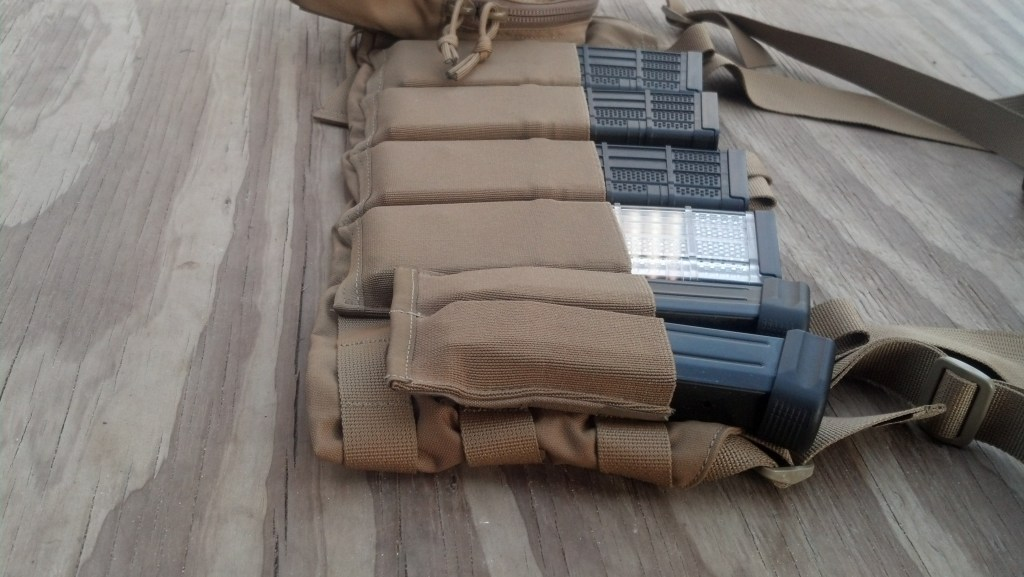 Blue Force Gear Ten Speed Chest Rig   First Look