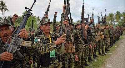 One dead as scores escape in Philippine prison break