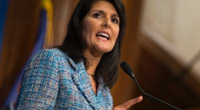 'The United States is not naive': Nikki Haley slams Iran over ballistic missile tests