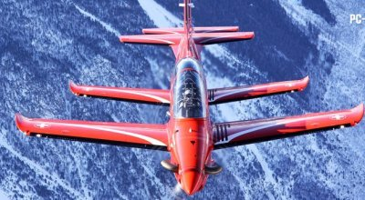 French Air Force to use Pilatus PC-21 Turboprop for fast jet trainers