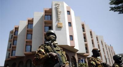 Tips for choosing a safe hotel from a former British SAS operator