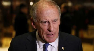 Trump picks former U.S. Senator Coats as director of national intelligence