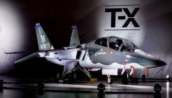 Air Force releases formal RFP for T-X Program to replace the T-38
