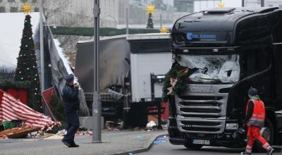 Syrian suspected of planning truck attack in Germany arrested: Prosecutors