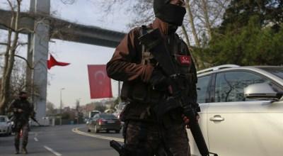 Istanbul nightclub attacker identified, Turkey says, as police continue manhunt