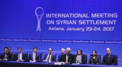 Talks expose limits of what Russia, Turkey and Iran can achieve in Syria