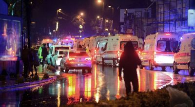 ISIS claims responsibility for deadly New Year's Eve Istanbul attack