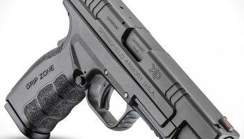 Springfield Armory Announces Big Bore XD® Mod.2® Tactical Model