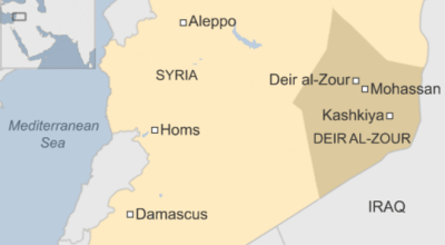 Syrian Military engaged in fierce battle with ISIS for Deir al-Zour